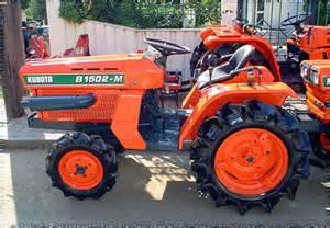 tracteur Kubota B1502