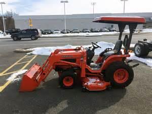 tracteur Kubota B1700