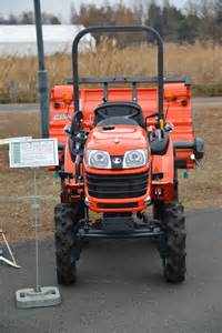 tracteur Kubota B17X