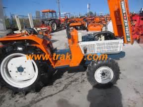 tracteur Kubota B1902