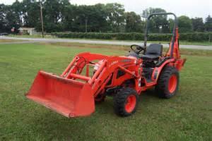 tracteur Kubota B2620