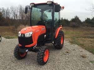 tracteur Kubota B2650