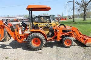 tracteur Kubota B2910