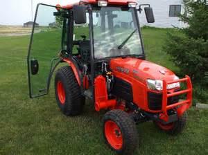 tracteur Kubota B3000