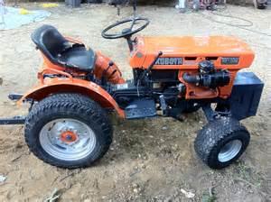 tracteur Kubota B5100