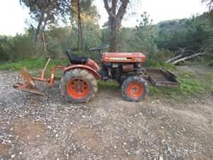 tracteur Kubota B6000