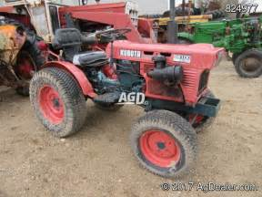 tracteur Kubota B6100HST