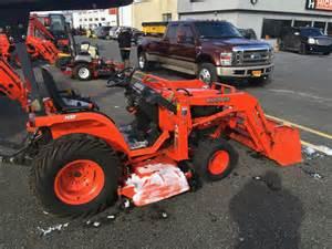 tracteur Kubota B7510