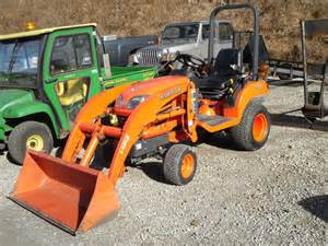tracteur Kubota BX1850