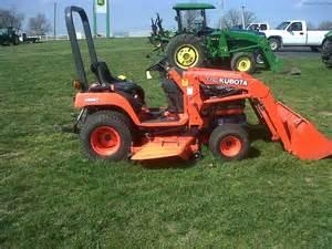 tracteur Kubota BX2200
