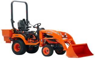 tracteur Kubota BX2670-1