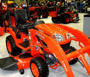 tracteur Kubota BB260