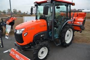 tracteur Kubota FT220