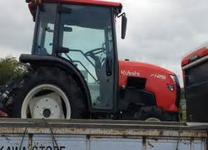 tracteur Kubota FT25