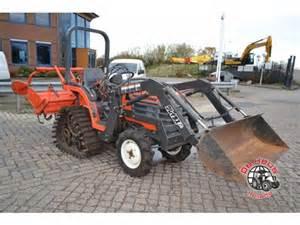 tracteur Kubota GB14