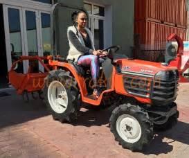 tracteur Kubota GB15