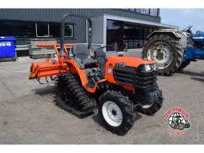 tracteur Kubota GB150