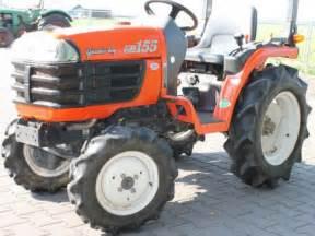 tracteur Kubota GB155