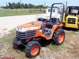tracteur Kubota GB200