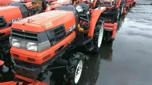 tracteur Kubota GL19