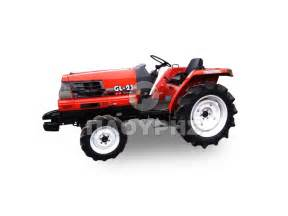 tracteur Kubota GL23