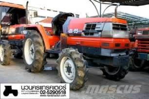 tracteur Kubota GL25