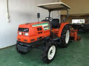 tracteur Kubota GL260