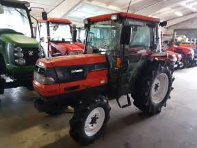 tracteur Kubota GL321