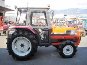 tracteur Kubota GL368