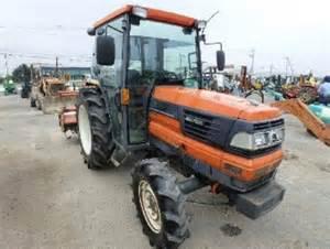 tracteur Kubota GL417