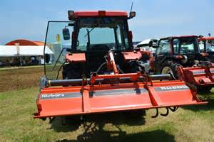tracteur Kubota GM75