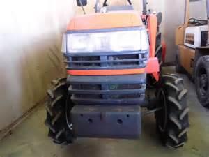 tracteur Kubota GT-23