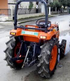 tracteur Kubota GT-8