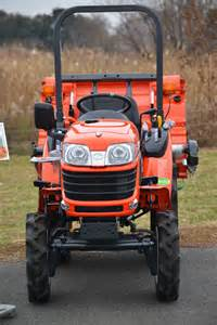 tracteur Kubota JB13