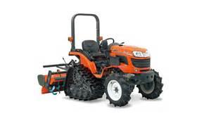 tracteur Kubota JB17X