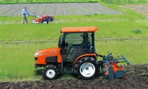 tracteur Kubota KB17X