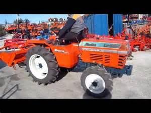 tracteur Kubota KB18