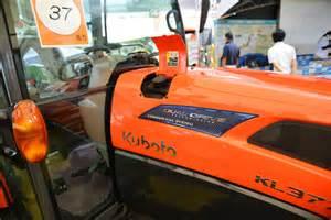 tracteur Kubota KL31R