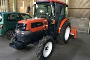 tracteur Kubota KL33
