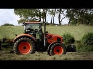 tracteur Kubota KL505