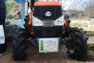 tracteur Kubota KT280