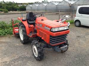 tracteur Kubota L1-195