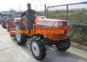 tracteur Kubota L1-24