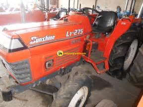 tracteur Kubota L1-275