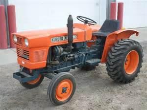 tracteur Kubota L2000