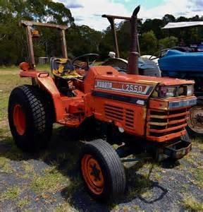 tracteur Kubota L2550