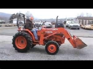 tracteur Kubota L2650
