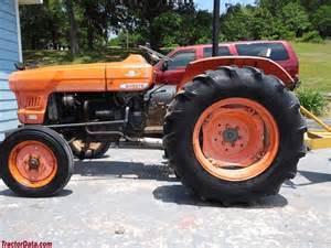 tracteur Kubota L285