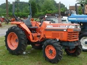tracteur Kubota L2850