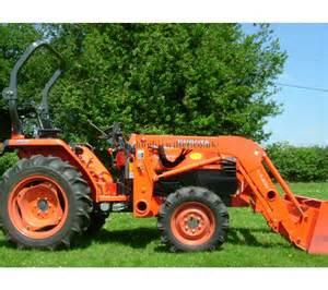 tracteur Kubota L3200